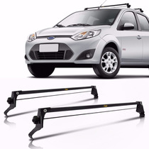 Rack De Teto Aço Ford Fiesta 2003 A 2014 Exceto New Fiesta