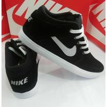 Tenis Botinha Nike Cano Alto Masculinas A Pronta Entrega