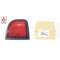 Aplique Defletor Para-choque Traseiro L200 Triton - Original