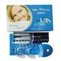 Kit Gel Clareador Dental Whiteness Perfect C/3 22% Mini Luz