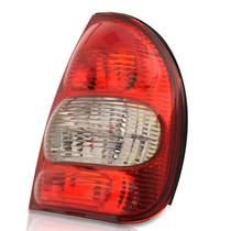 Lanterna Traseira Corsa Sedan Classic 2001/ Fumê Ld