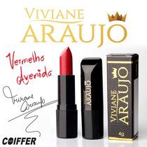 Batons Batom Viviane Araujo