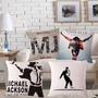 Kit 4 Almofadas  Michael Jackson 120,00