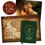 Livro J.r.r. Tolkien O Senhor Da Fantasia Capa Dura Mapa