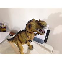 Promoção Dinossauro Rex Anda, E Faz Barulho É 3d