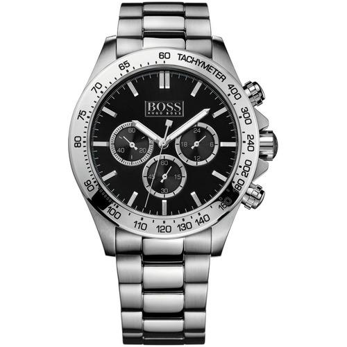 c19fb0106a7 Relógio Masculino Hugo Boss Ikon 1512965 Cronógrafo Completo. R  729