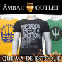 Camisetas Osklen | Calvin Klein | Abercrombie 100% Originais