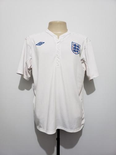 Camisa Oficial Seleção Inglaterra 2010 Home Umbro Tam 44 G 4f6dd85a63581