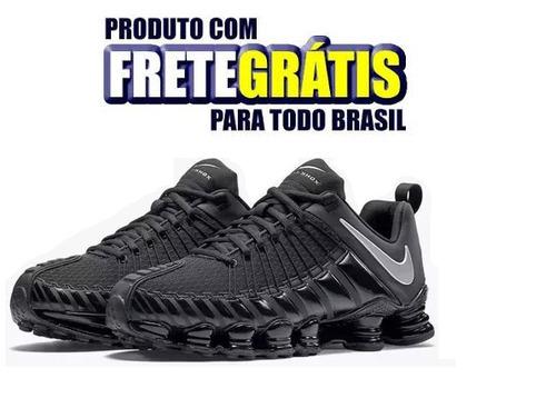 e3901551cc Tênis Nike Shox Tlz 12 Molas Masculino Super Promoção. Preço  R  249 99  Veja MercadoLibre