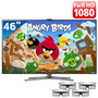 Tv Led Samsung 46 Un46es7000 Smart 3d Interaction Wireless