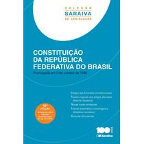 Constituição República Federativa Brasil 2016 Ref071036001