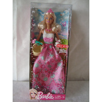 Barbie Fada Ed. Especial De 2012 Da Mattel