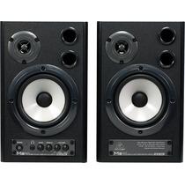 2 Monitores De Referência Behringer Ms-40 24-bit/192 Khz