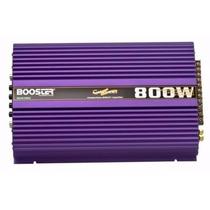 Modulo Amplificador Booster Ba-610gx 800w 4 Canais 2 Ohms