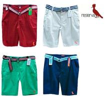 Shorts Masculino Moletom Sarja Jeans Osklen Reserva Redley