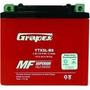 5 Un Atacado Bateria Moto 5ah Cg Titan Fan Xre Bis Bros Gel