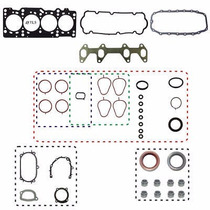 Kit Retifica Motor Aço C/ Retent Fiat Punto Idea Fire 1.4 8v