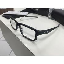 Oculos Receituario P/grau Oakley Voltage Ox8049-0955 Machini