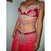 Completa Roupa Dança Ventre Preta 235,00 Atelier Sonia