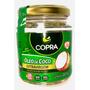 2 Vidros Óleo De Coco Extra-virgem 200ml Copra In Natura