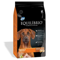 Ração Equilíbrio Para Cães Adultos De Raças Grandes 15kg