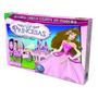 Quebra-cabeça Gigante Princesas - 42 Pçs - Pais E Filhos