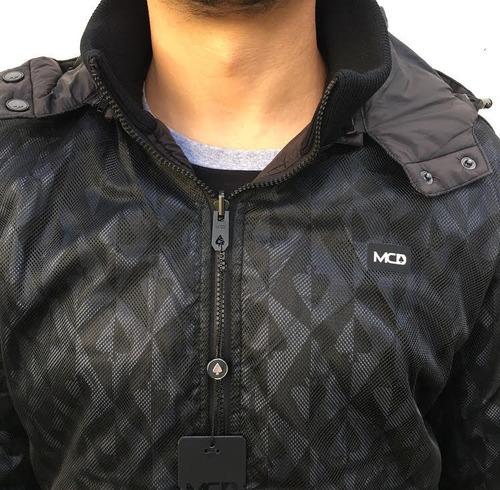 Jaqueta Mcd Dupla Face Custom Inverno 2018. Preço  R  548 Veja MercadoLibre 91d2b85e35b