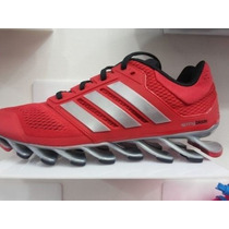 Novo Adidas Springblade 2 Razor Todo Branco 100% Original