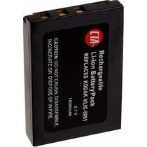 Bateria Camera Digital Kodak Klic-5001 Cta