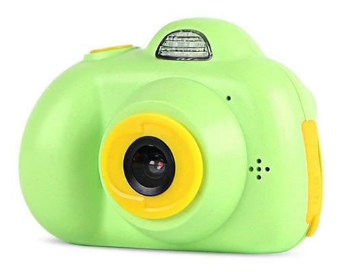 Camera Foto Digital Infantil - Kids + Cartão Sd 32gb