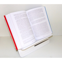 Suporte De Leitura Bíblia Livros Tablet Concurseiros C/ Capa