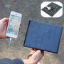 Celula Painel Placa Energia Carregador Solar Fotovoltaica