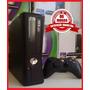 Xbox 360 Slim Completo + Hd 250gb + Jtag + Kinect + 2 Manete Original