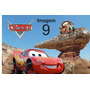 Papel De Parede Adesivo Carros Disney 8m² (2,0 A X 4,0 L)