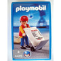 Playmobil 4475 Estivador Do Porto De Santos