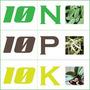Adubo Npk 10-10-10 Formação E Crescimento 5 Kg 3 Elementos