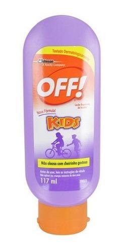 Repelente Off Kids Creme