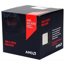 Proc Amd A10-7870k 4-core 3,9ghz Fm2+ Cooler Near Silente 5*