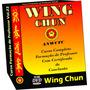 Curso De Wing Chun Nível De Professor Com Certificado Sedex