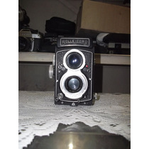 Máquina Fotográfica Proficional Da Marca Rolleicord