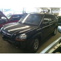Hyundai Tucson Sucata Peças - Motor Câmbio Porta Eixo Abs