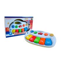 Brinquedo Musical Educativo Teclado Tecladinho Do-ré-mi-fá-s