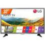 Smart Tv Led 32'' Hd Lg Pro 32lj601c 2 Hdmi Usb Wi fi