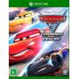 Cars Carros 3 Xbox One Mídia Física Novo 100% Em Português