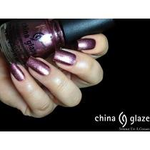 China Glaze - Strike Up A Cosmo ***promoção 2 Por 1***