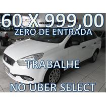 Fiat Grand Siena Completo Zero De Entrada +60 X 999,00 Fixas