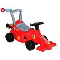 Carrinho Para Bebê Fórmula 1 Calesita Speed Flash 931
