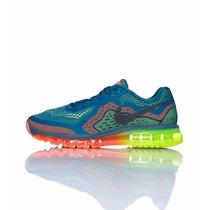 Tênis Nike Air Max 2014 Original, Novo, Na Caixa E Com Etiqu