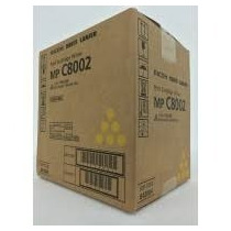 842084 Toner Cartucho Ricoh Mp C8002 Yellow Original