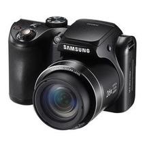 Câmera Samsung Wb100 P-c/lcd 3,0,16.2mp-brinde Cartão 8gb